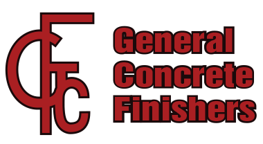 General Concrete Finishers-Logo